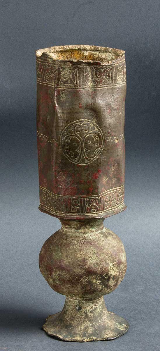 165- Vaso Persa ou Sirio