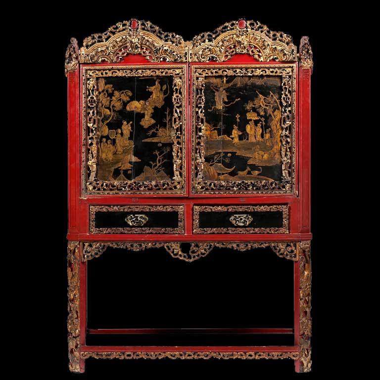 167- Escritório chinês (Macau)