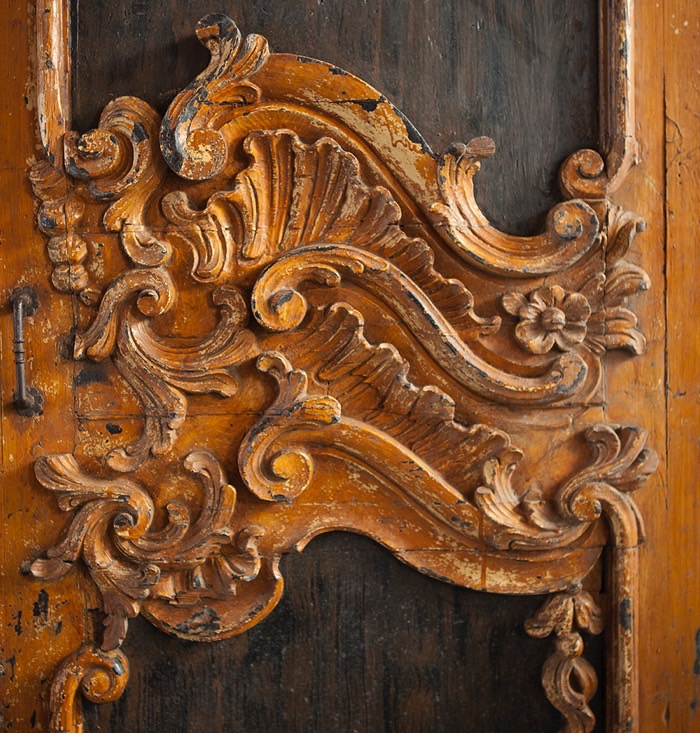 172- Par de portas portuguesa