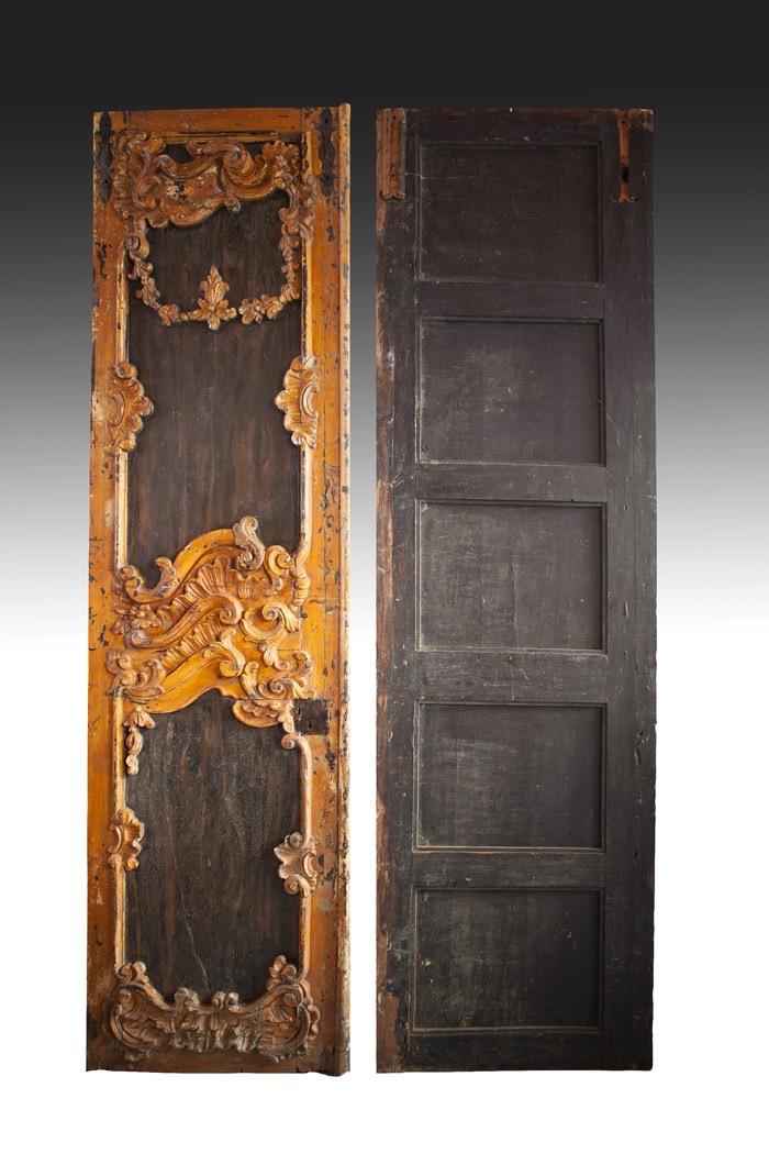 173- Par de portas
