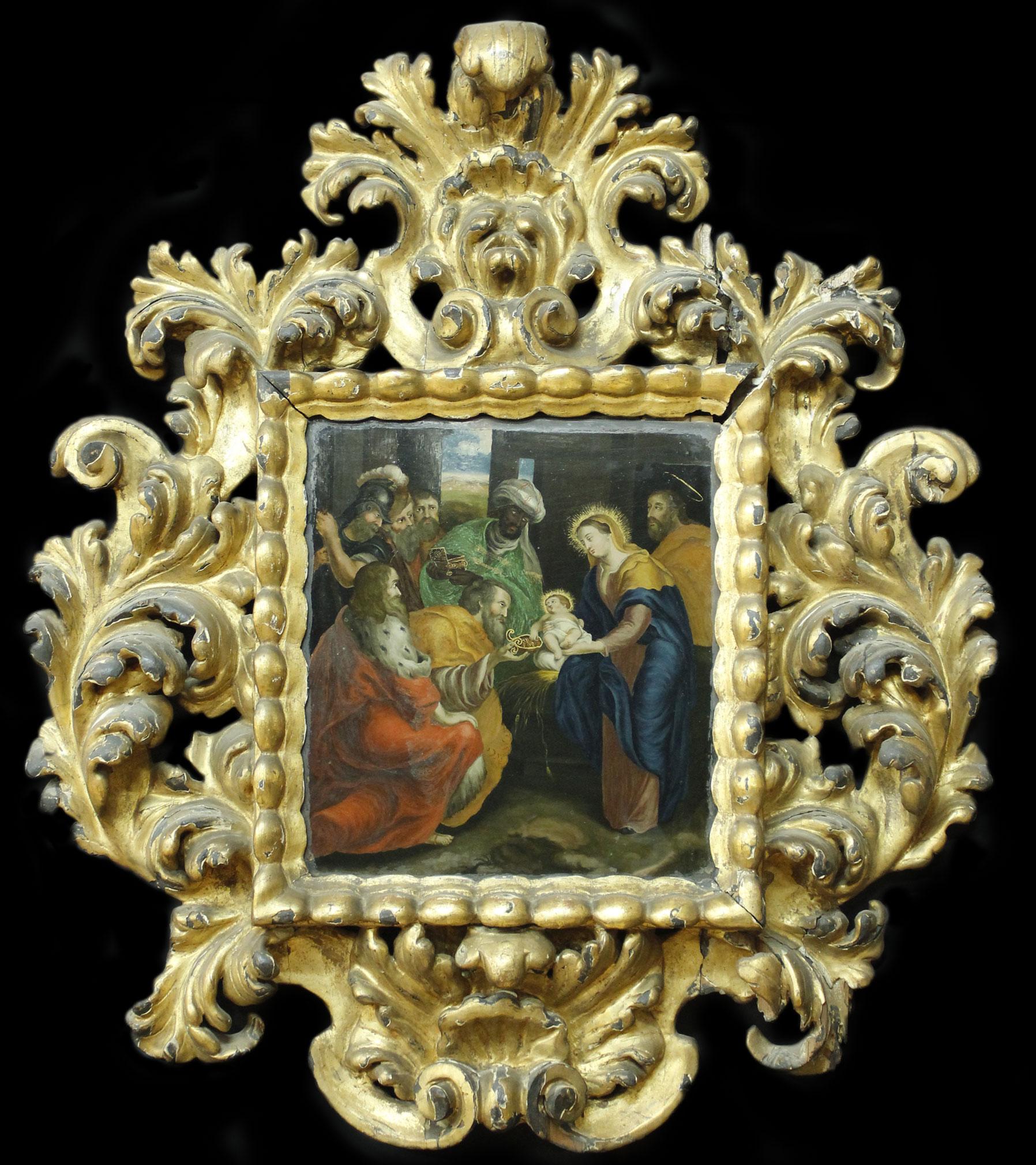 21- Natividade E Adoração Dos Reis 1