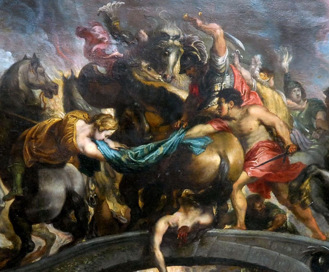 8- Batalha Da Ponte Mílvia 1