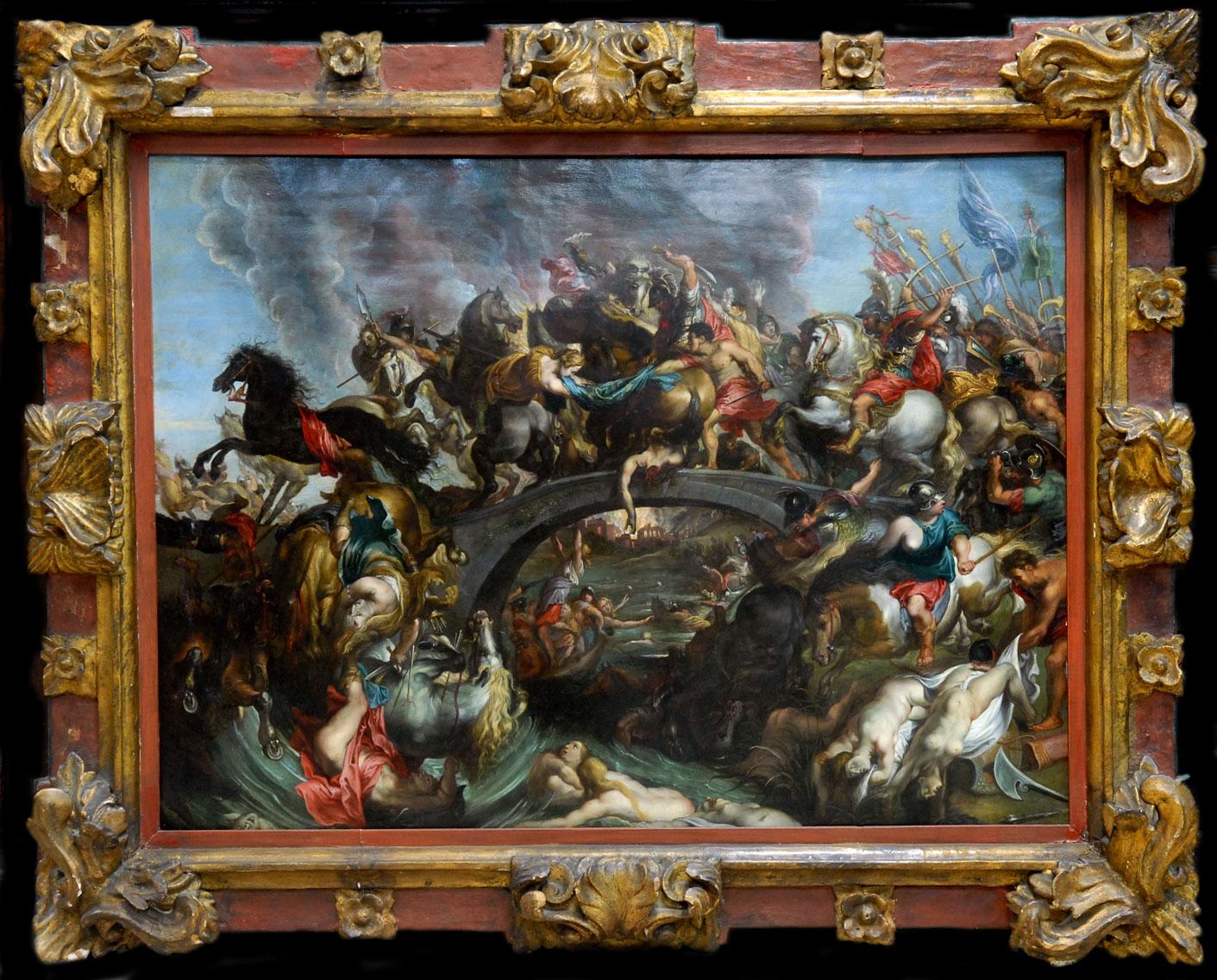 8- Batalha Da Ponte Mílvia 2