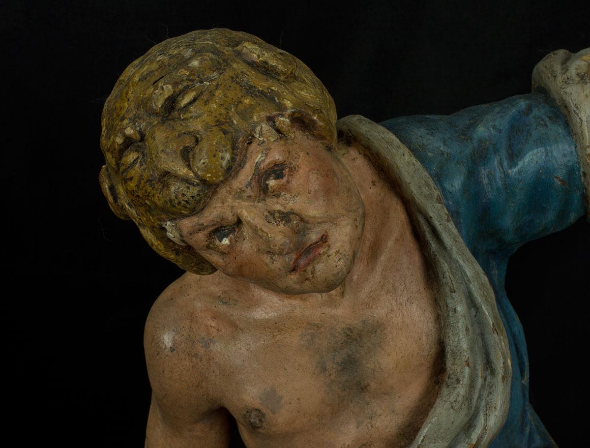 87- Par de esculturas napoitanas 4