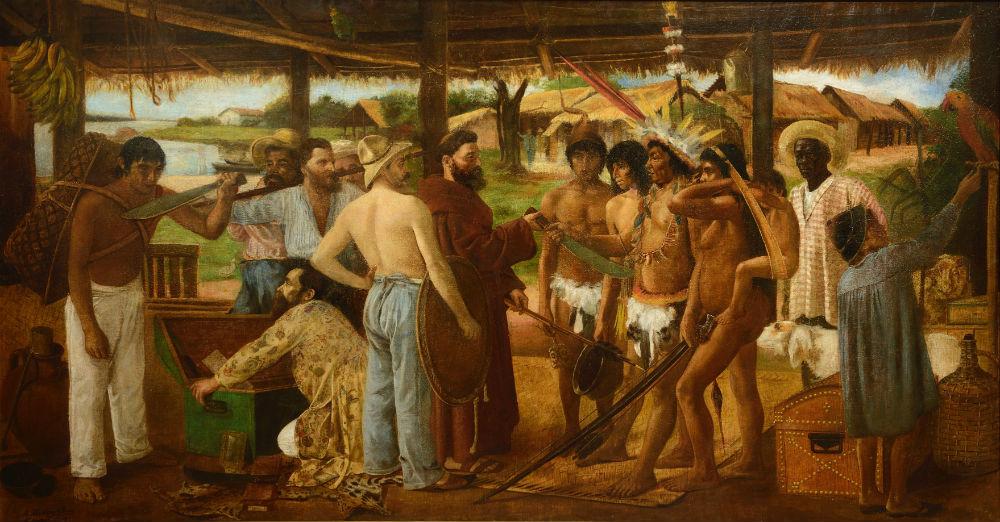 arturo-luciani-brasil-painting-19thcentury-1