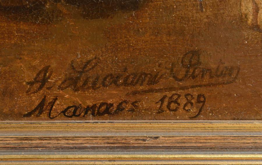 arturo-luciani-brasil-painting-19thcentury-signature